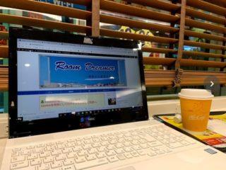 ルームドリーマーのパソコン